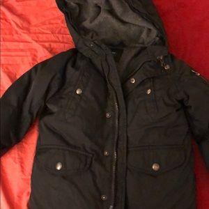 BabyGap down jacket.